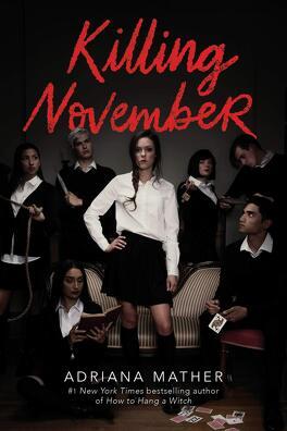 Couverture du livre : Killing November