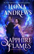 Dynasties, Tome 4: Sapphire Flames
