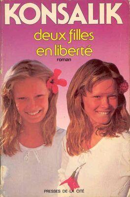 Couverture du livre : Deux filles en liberté