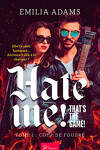 couverture Hate me ! That's the game ! Tome 1 : Coup de foudre