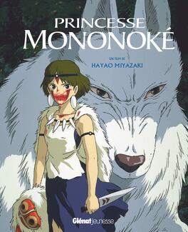 Couverture du livre : Princesse Mononoké (Anime Comics)