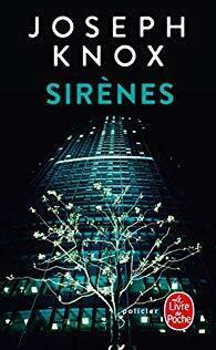 Couverture du livre : Sirènes