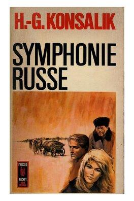 Couverture du livre : Symphonie russe