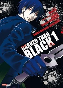 Couverture du livre : Darker than black, Tome 1