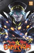 Twin Star Exorcists, Tome 12