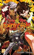 Twin Star Exorcists, Tome 2