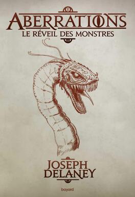 Couverture du livre : Aberrations, Tome 1 : Le Réveil des monstres