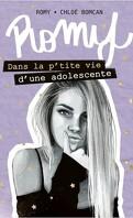 Romy, Tome 1 : Dans la p'tite vie d'une adolescente