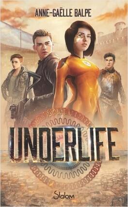 Couverture du livre : Underlife