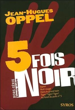 Couverture du livre : 5 fois Noir