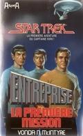Star Trek, tome 18 : Entreprise, la première mission