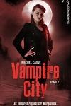 couverture Vampire City, Tome 2 : La Nuit des zombies