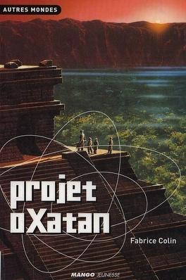 Couverture du livre : Projet Oxatan