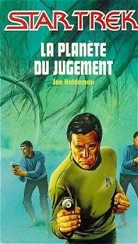 Couverture du livre : Star Trek, tome 15 : La Planète du jugement