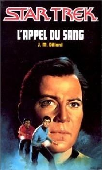 Couverture du livre : Star Trek, tome 19 : L'Appel du sang