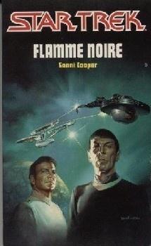 Couverture du livre : Star Trek, tome 20 : Flamme noire