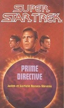 Couverture de Star Trek, tome 28 : Prime Directive