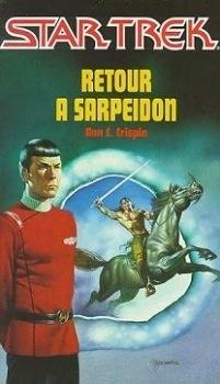 Couverture du livre : Star Trek, tome 30 : Retour à Sarpeidon