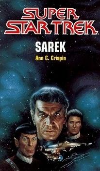 Couverture du livre : Star Trek, tome 54 : Sarek