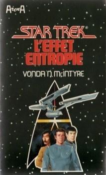 Couverture du livre : Star Trek, tome 42 : L'Effet entropie