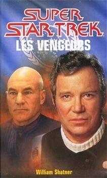 Couverture du livre : Star Trek, tome 48 : Les Vengeurs