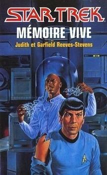 Couverture du livre : Star Trek, tome 58 : Mémoire vive
