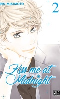 Kiss me at Midnight, Tome 2