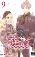 Kiss me at Midnight, Tome 9