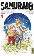 Samurai 8 : La Légende de Hachimaru, Tome 1