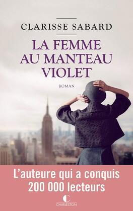 Couverture du livre : La Femme au manteau violet
