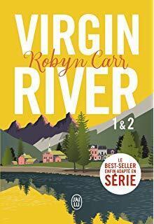 Couverture du livre : Les Chroniques de Virgin River, Tome 1 : Virgin River