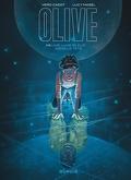 Olive, Tome 1 : Une lune bleue dans la tête