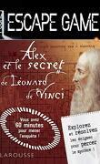 Escape game : Alex et le secret de Léonard de Vinci