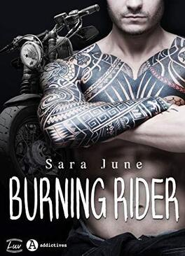 Couverture du livre : Dark Soldiers, Tome 3 : Burning Rider