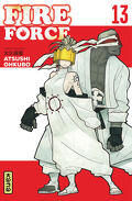 Fire Force, Tome 13