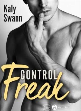 Couverture du livre : Control freak