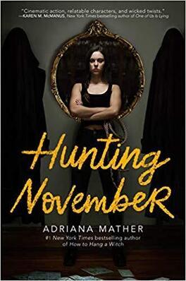 Couverture du livre : Hunting November