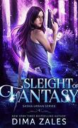 Sasha Urban, Tome 4: Sleight of Fantasy