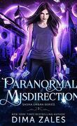Sasha Urban, Tome 5: Paranormal Misdirection