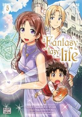 Couverture du livre : A Fantasy Lazy Life, Tome 5