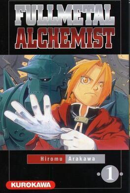 Couverture du livre : Fullmetal Alchemist, Tome 1