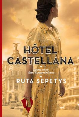 Couverture du livre : Hôtel Castellana