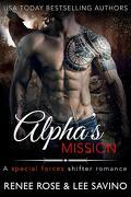 Alpha Bad Boys, Tome 8 : La Mission de l'alpha
