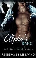 Alpha Bad Boys, Tome 9 : Le Fléau de l'alpha