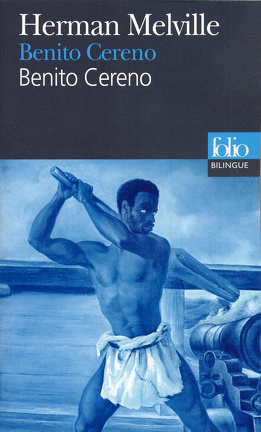 Couverture du livre : Benito Cereno