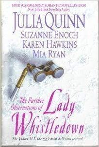 Couverture du livre : Les nouveaux potins de Lady Whistledown
