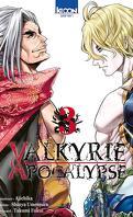 Valkyrie Apocalypse, Tome 3