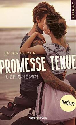 Couverture du livre : Promesse tenue, Tome 1 : En chemin