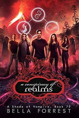 Couverture du livre : Une nuance de vampire, Tome 72 : A Conspiracy of Realms
