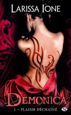 Couverture de Demonica, Tome 1 : Plaisir déchaîné